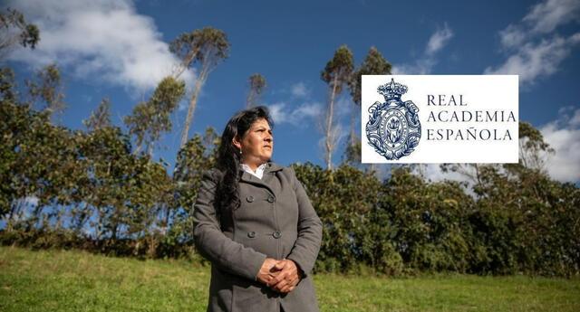 Lilia Paredes, futura primera dama y esposa del presidente electo Pedro Castillo utilizó este término durante una entrevista.