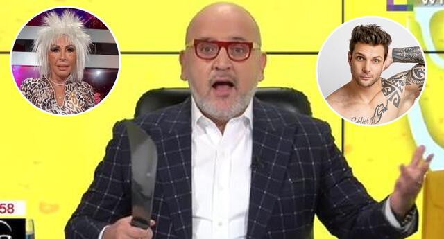 Peruanos se disculpan con México por dejarles a Beto Ortiz.