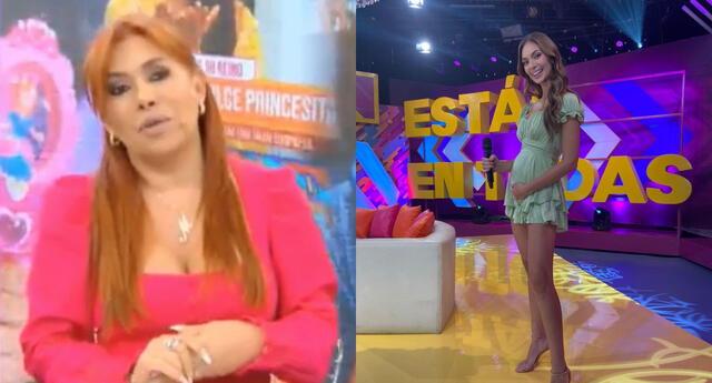 Magaly Medina resaltó el trabajo que realiza Natalie Vértiz en Estás en todas, y la comparó con Maricarmen Marín en Mujeres al mando.