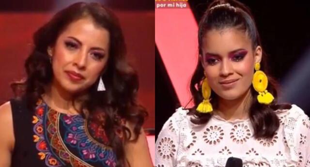Eva Ayllón eligió a Carmen Marina como la ganadora de la batalla en La Voz, y despidió a Luz Merly, lo que muchos cuestionaron en redes sociales.