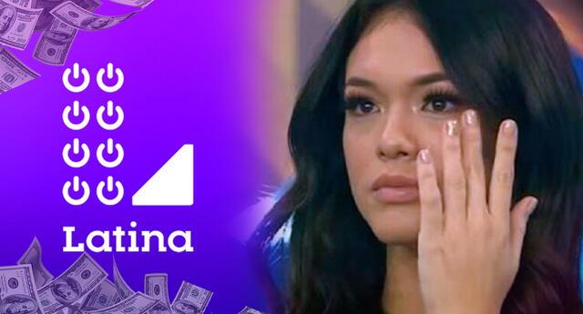 Latina ganó juicio contra Jazmin Pinedo.