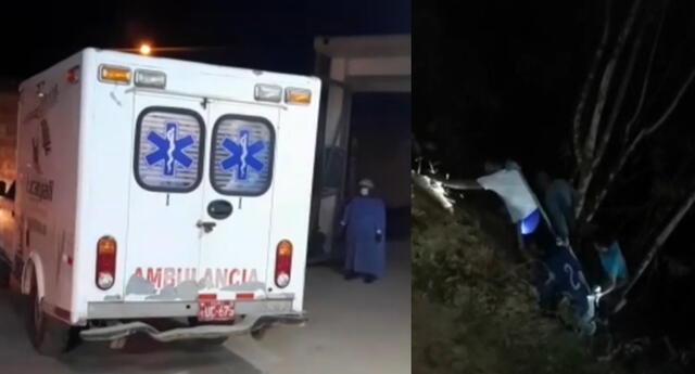 Accidente en Ucayali dejó varias perdidas humanas que lamentar.