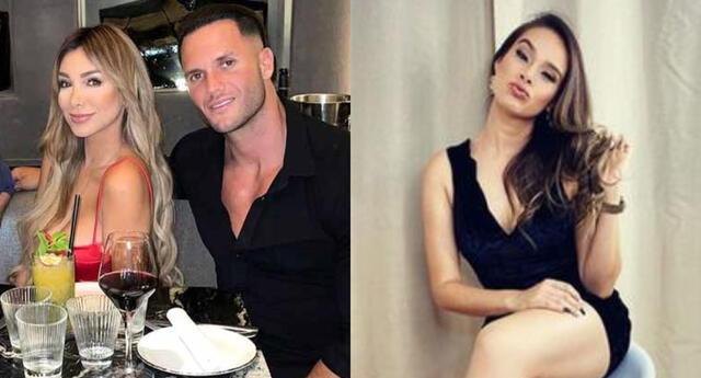 Paula Manzanal aseguró que Fabio Agostini en realidad no tenía problemas con Jossmery Toledo, pese a lo que se veía en la TV.