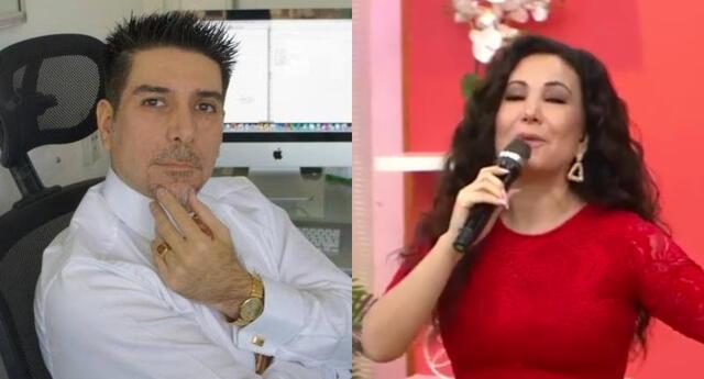 El doctor David Ruiz Vela aseguró que Janet Barboza debería hacerse un nuevo arreglito, pero ella sorprendió con su respuesta.
