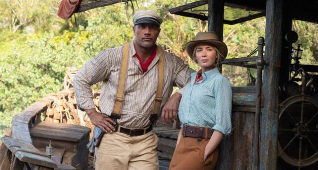 Jungle Cruise: El nuevo estreno d Disney