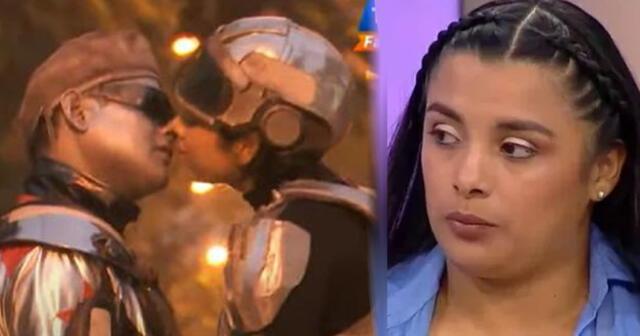 Alan castillo vuelve a creer en el amor junto a la Robotina.