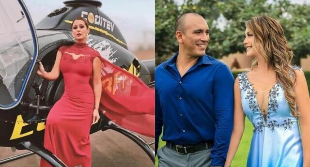 En Mujeres al mando, Karla Tarazona recordó los altibajos que ha vivido con Rafael Fernández al estrenar un video con su canción favorita.