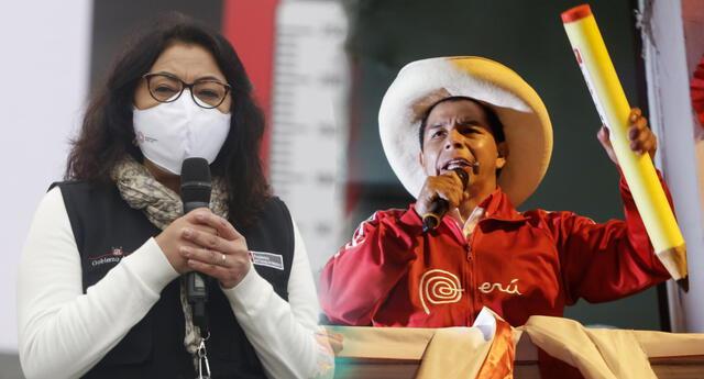 Violeta Bermúdez habló de participar como premier en el Gobierno del sucesor de Francisco Sagasti.