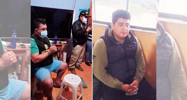 Red criminal en Cajamarca se encargaba de estafar a personas del norte.
