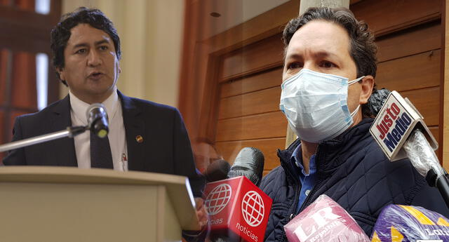 Secretario de Perú Libre se pronuncia sobre posibles ministerios.