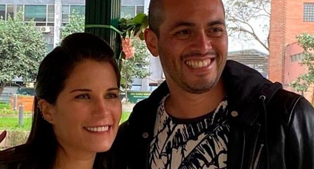 Eva Bracamonte se casó con Jann Torrese en el parque El olivar de San Isidro, en compañía de su círculo más íntimo. Foto: Eva Bracamonte / Instagram