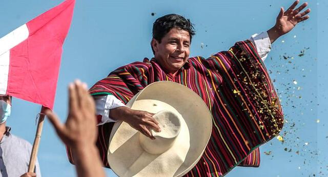 Pedro Castillo juramentará en la plaza de Ayacucho