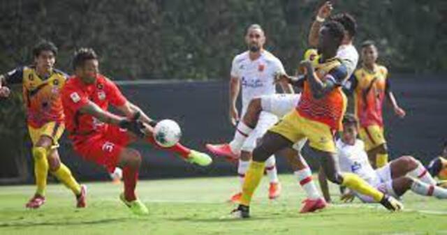 Chavelines y Grau se encontraron en la primera fecha en el empate 2-2 y ahora uno de ellos será el ganador Fase 1.