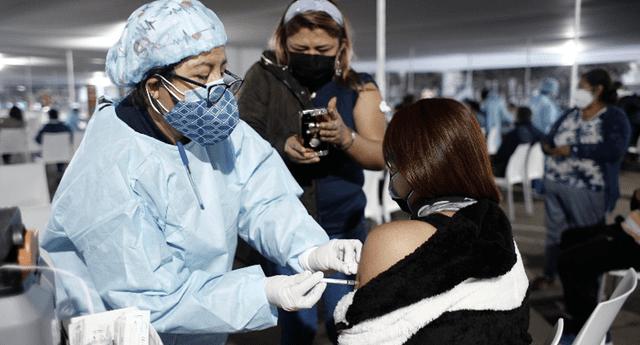 Hoy inicia la vacunación para mayores de 40 años