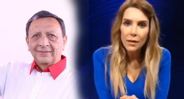 Juliana Oxenford critica posible premiatura de Roger Nájar