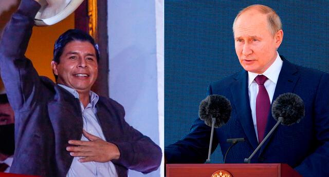 Pedro Castillo ha recibido saludos similares de varios presidentes luego de su victoria a la Presidencia del Perú.