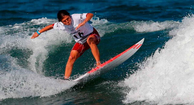 Sofía Mulanovich puede ganar medalla en Tokio 2020.