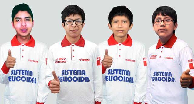 La delegación peruana obtuvo dos medallas de plata y cuatro de bronce.