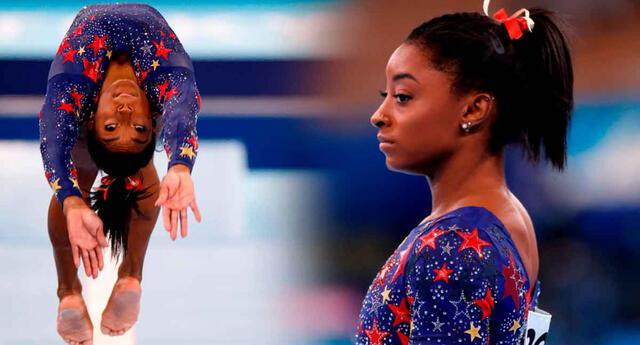 Simone Biles no podrá repetir la hazaña que consiguió en Río 2016.