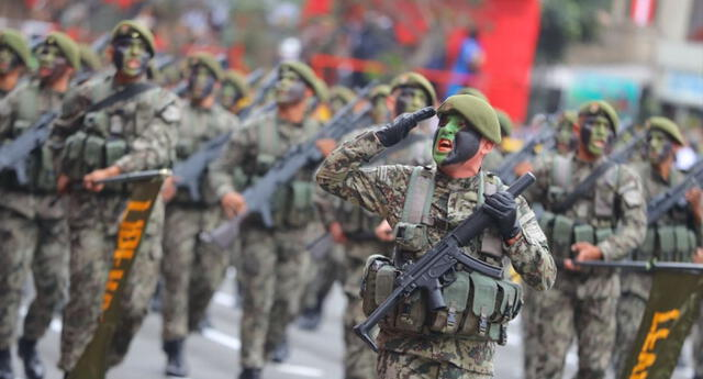 Parada Militar 2021: los detalles del primer desfile del presidente Pedro Castillo