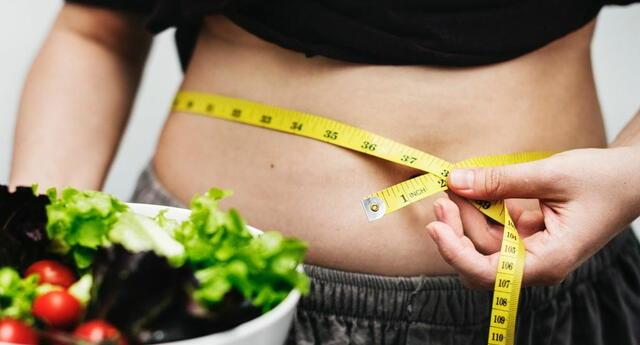 Toda buena alimentación debe ir acompañada de ejercicios físicos.