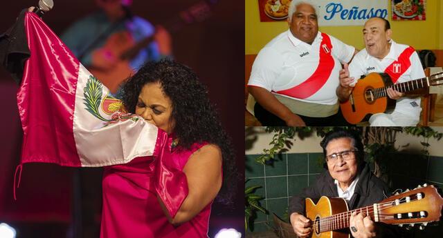 Celebremos Fiestas Patrias escuchando las canciones que nos hacen sentir más peruanos.