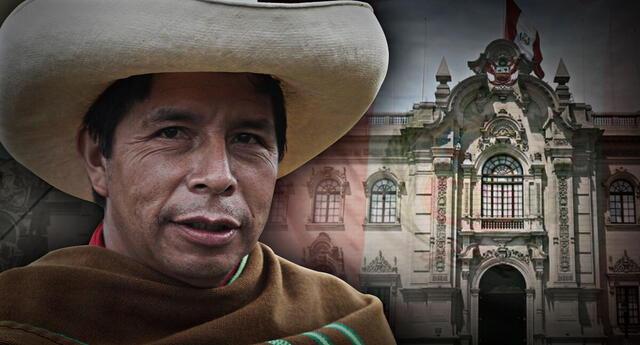 Pedro Castillo brindará su primer mensaje a la Nación