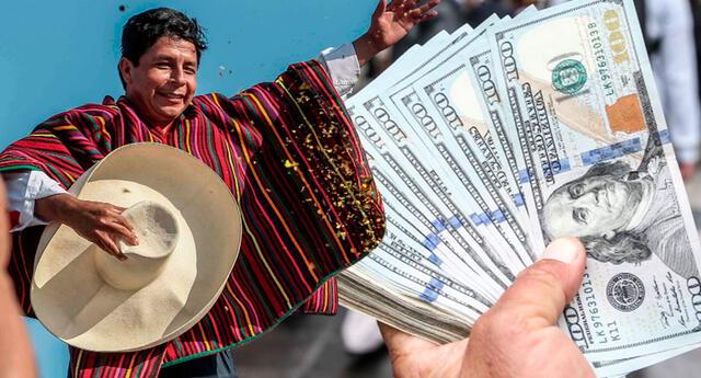 El precio del dólar HOY 28 de julio tras el mensaje a la Nación de Pedro Castillo