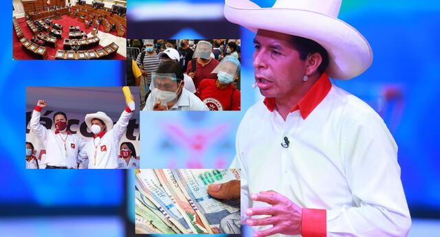 En el análisis de BBC Pedro Castillo tendrá 4 desafíos como presidente de Perú.