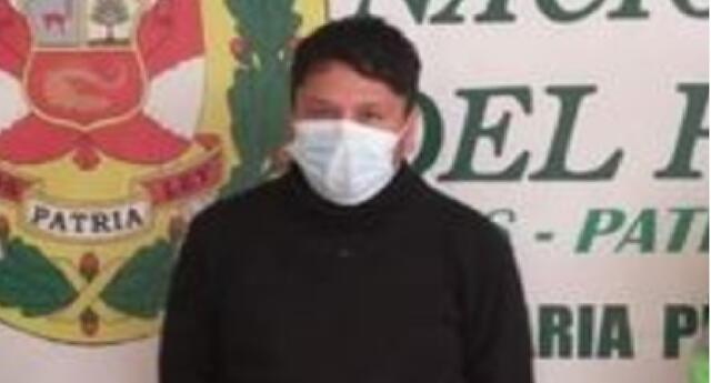 Dictan prisión para Donal Ayala Llalliri por golpear a su esposa en presencia de sus hijos