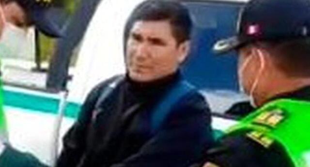El feminicida Elmer Lucano Llanos cumple prisión en el penal de Trujillo