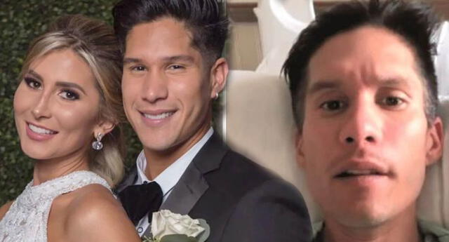 Chyno Miranda: Su esposa es acusada de abandonarlo en medio de su enfermedad