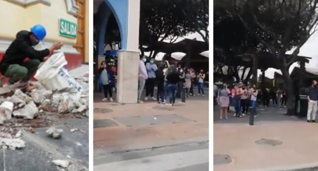 Sismo de Piura traspasa fronteras: Ecuador se vio afectado por fuerte temblor en Sullana.