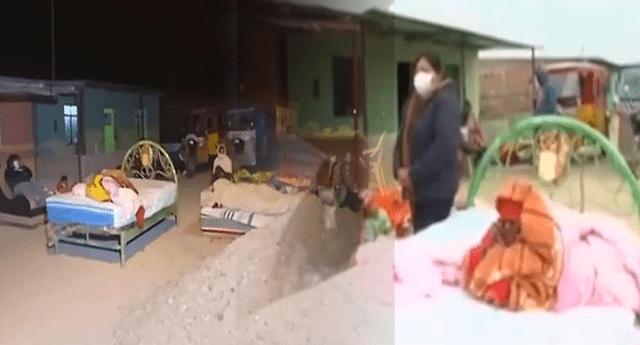 Sullana amaneció con tres réplicas luego del sismo de 6.1 la mañana del último viernes 30 de julio