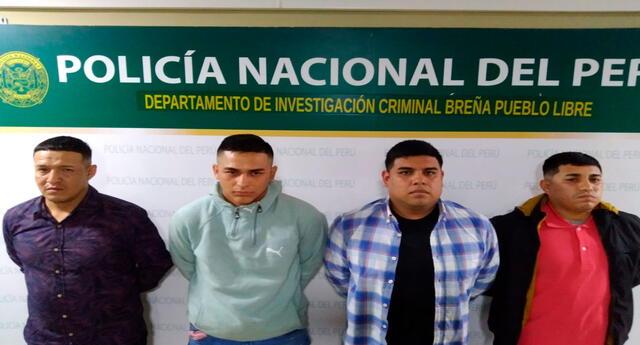Son investigados  por los detectives de Depincri Breña- Pueblo Libre