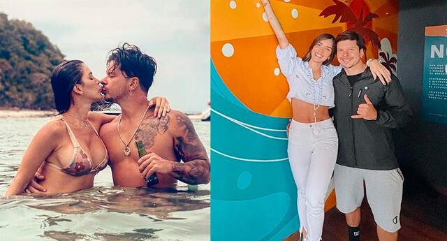Mario Hart y Korina Rivadeneira comparten nuevas vacaciones al lado de su hija Lara.