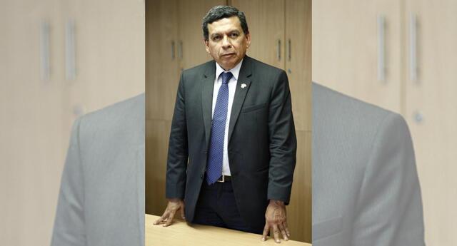Hernando Cevallos, juramentó este 29 de julio como titular del Ministerio de Salud.