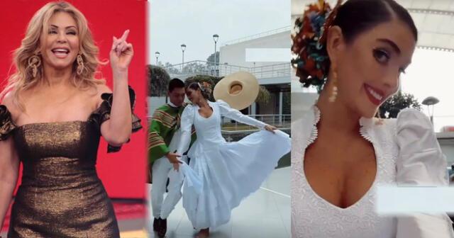 Gisela destaca cualidades de Korina Rivadeneira que la perfilan como una de las favoritas en el reality de baile.