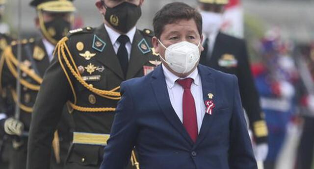 Guido Bellido aseguró que se sustituirá a los implicados en actos de corrupción en EsSalud