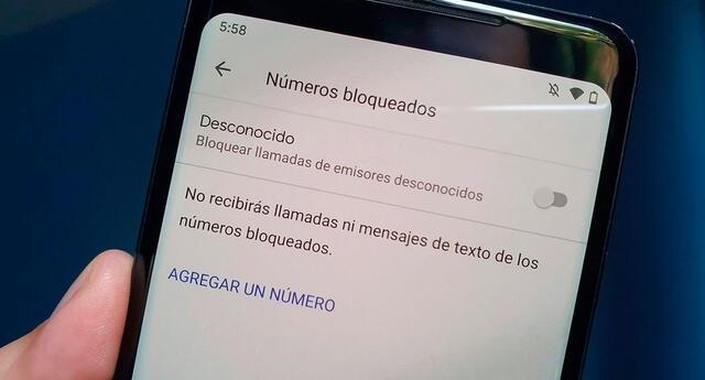 Aprende a cómo bloquear llamadas de números desconocidos en Android y iOs.