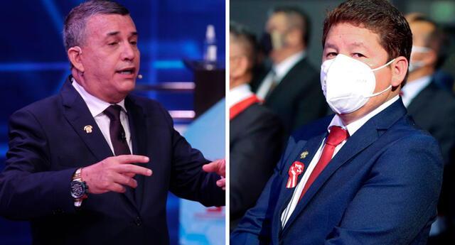 El también exministro del Interior se pronunció mediante sus redes sociales y arremetió contra Bellido Ugarte.