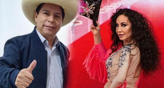 Janet Barboza apoya a Pedro Castillo tras sus declaraciones sobre los programas de espectáculo.