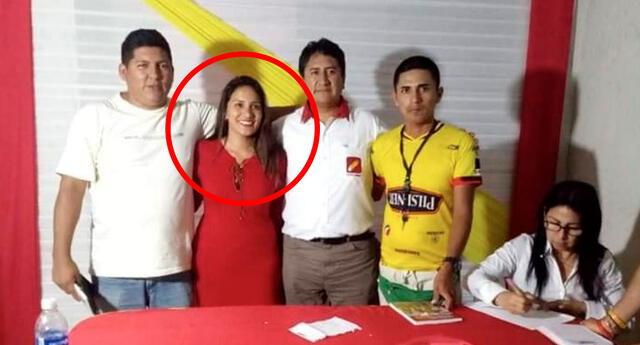 Natalia Jiménez es allegada a Perú Libre y Vladimir Cerrón desde el 2015 y ahora será encargada del proyecto Provías Descentralizado, del MTC, pese a no tener la experiencia suficiente.