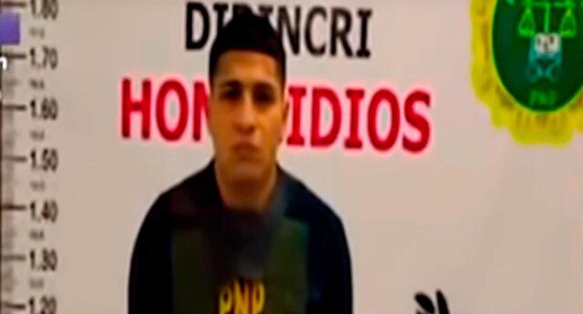 Alberto Bryan Arrieta Chonta, de 20 años, logró pasar el examen psicológico y presencial de tiro para obtener licencia de arma, pese a tener antecedentes penales.