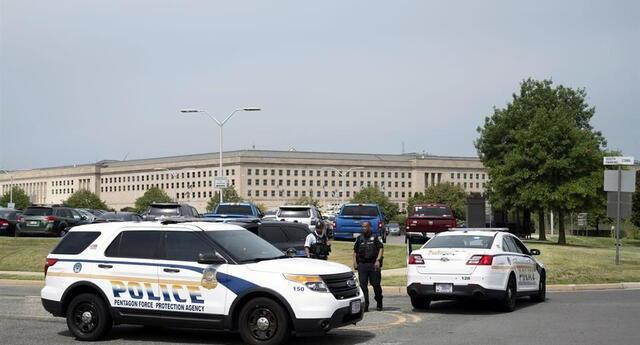 EE. UU.: cierran el Pentágono ante evento de tiroteo que dejó varios heridos y un policía muerto.