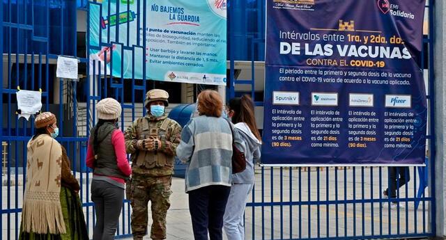 Bolivia confirmó el primer caso de mucormicosis.