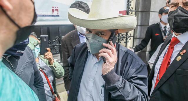 Pedro Castillo se reúne con banqueros y empresarios panameños