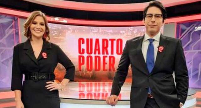 Cuarto Poder vuelve a estar en el ojo de la tormenta por polémicas criticas a Pedro Castillo.
