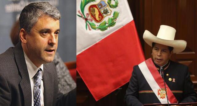 """""""Estaré un poco sorprendido si Pedro Castillo llega a 2026"""", afirmó Levitsky."""