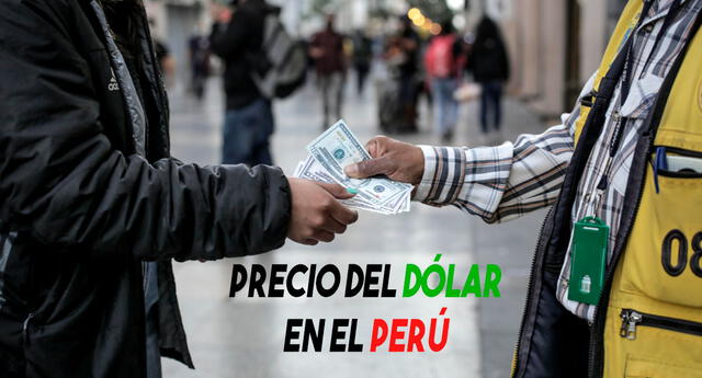 El precio del dólar hoy desciende unos puntos a pesar de la coyuntura política.